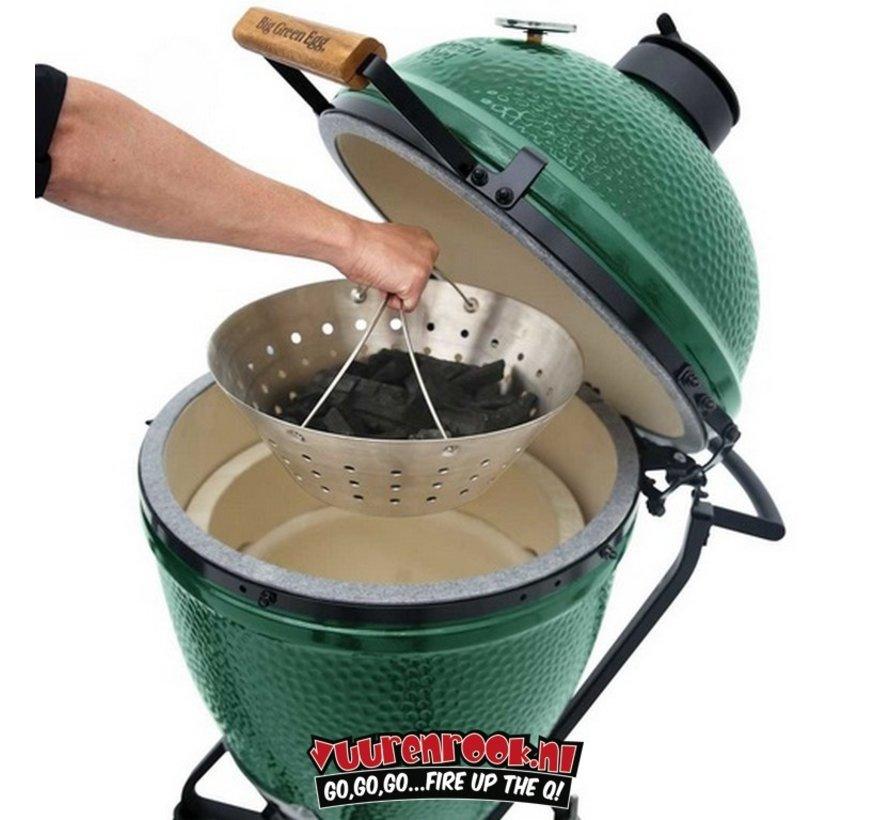 Big Green Egg Steel Fire Bowl Large