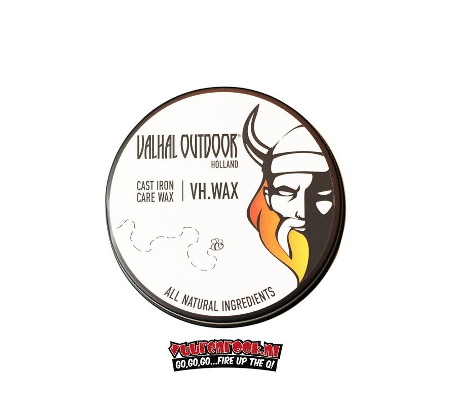 Valhal Outdoor Seasoning Wax
