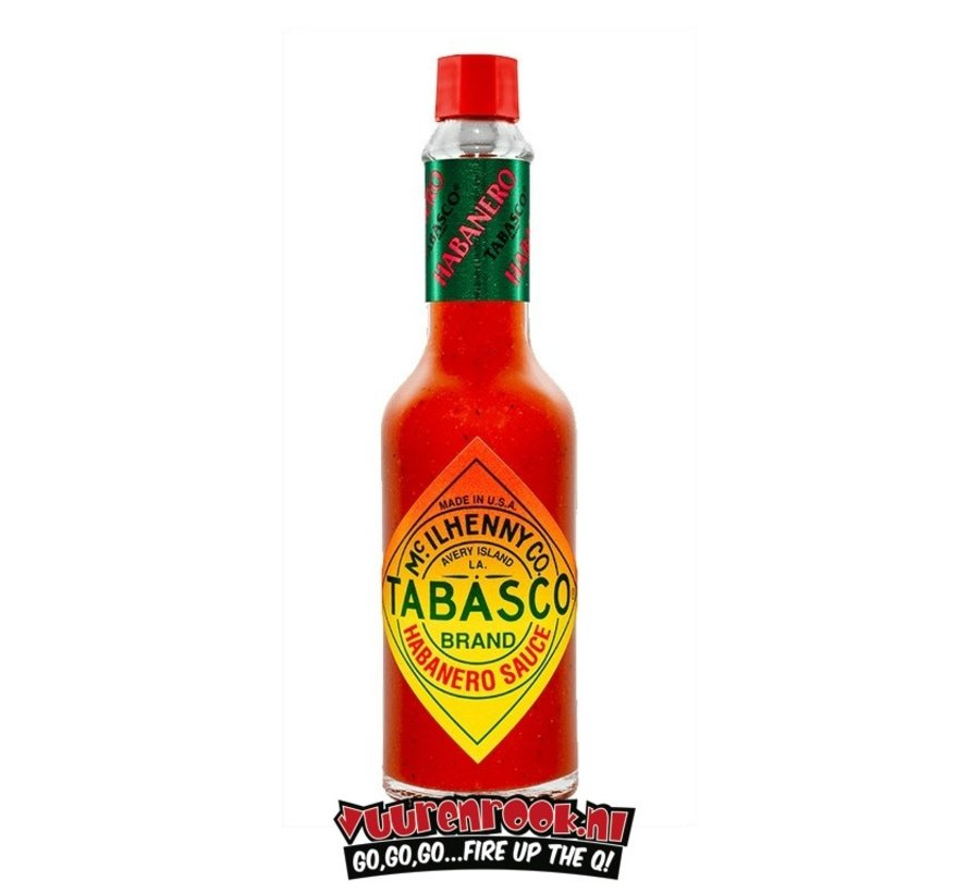 Tabasco Pepper Habanero Sauce 150 ml