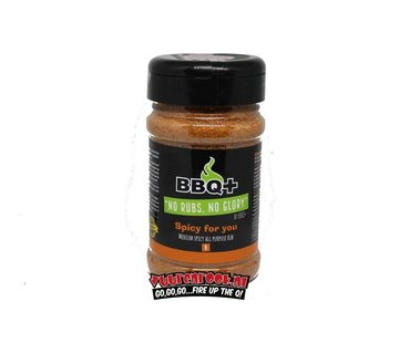 BBQ + BBQ + Spicy For You BBQ Rub