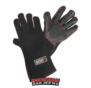 Weber Weber BBQ Leather Gloves