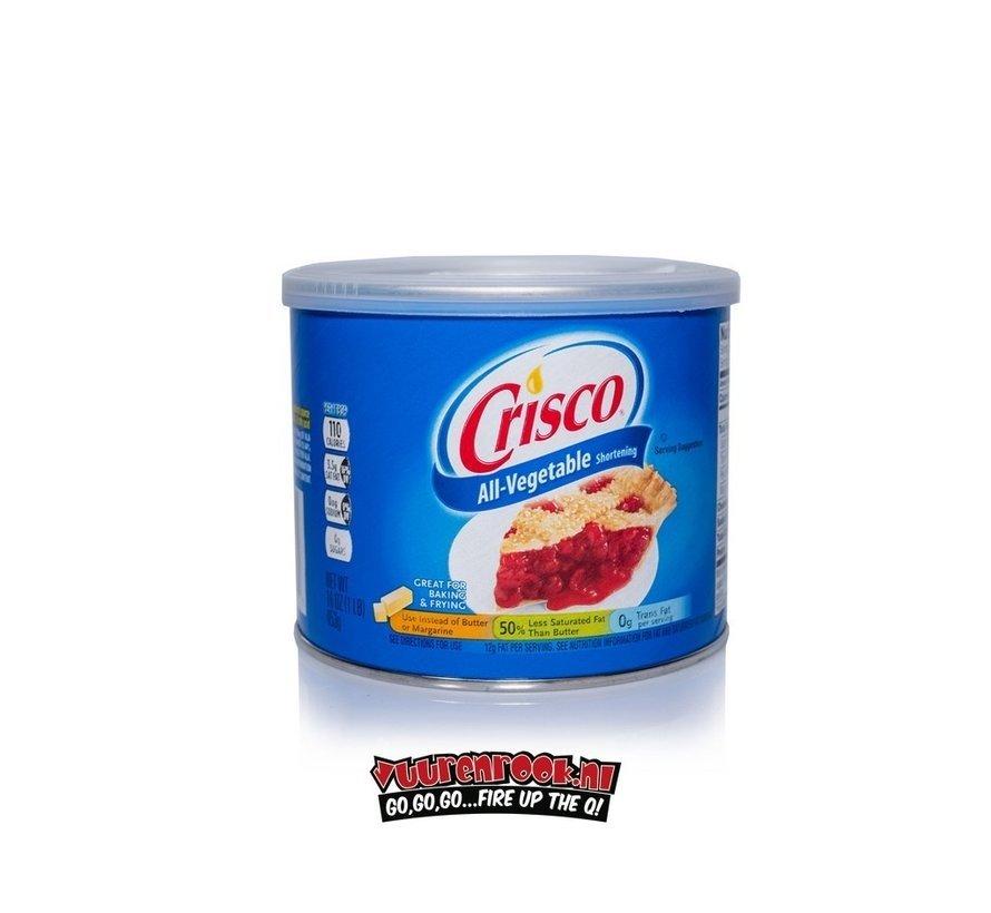 Transportschaden: Crisco Einbrennfett für Dutch Oven 450 Gramm