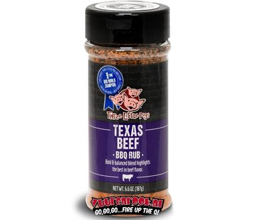 Three Little Pigs Three Little Pigs Texas Beef Style 12.25oz
