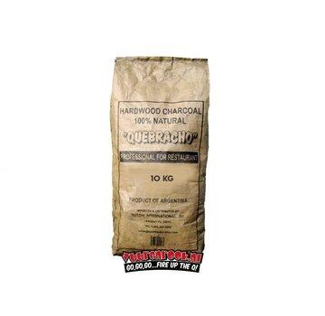 Vuur&Rook Vuur&Rook Original Argentina Red Quebracho Lump Charcoal 10 kg