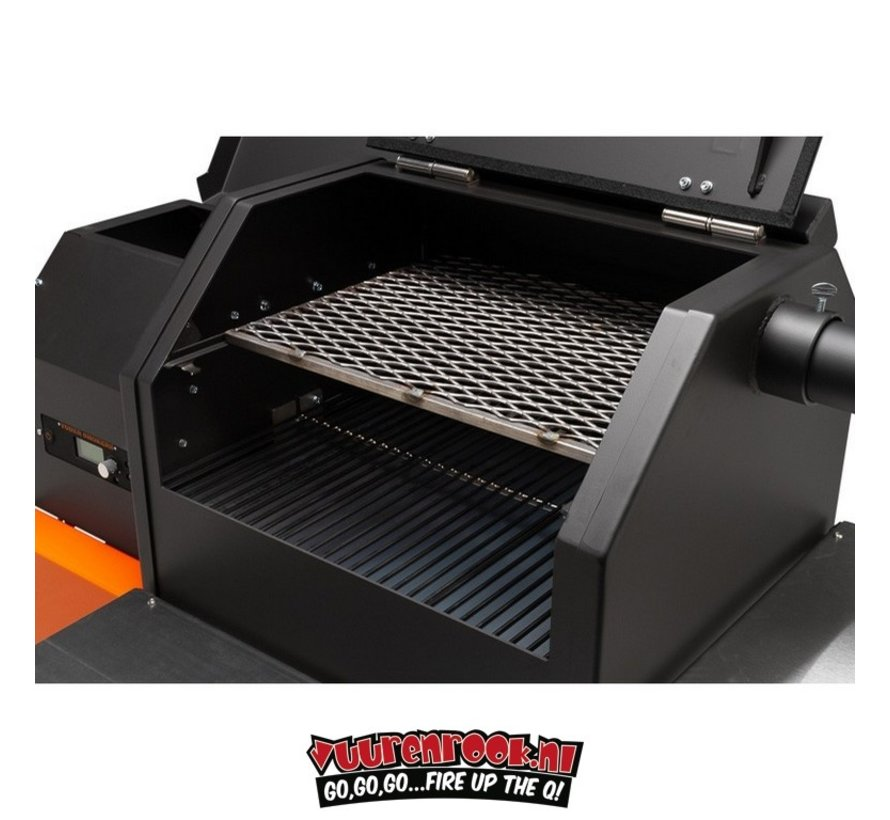 Yoder Smoker YS480 Competition Pellet Grill