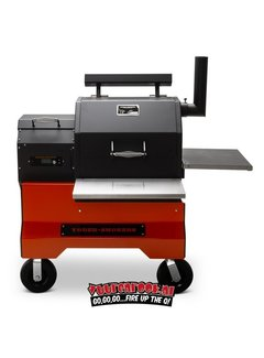 Yoder Yoder Smoker YS480 Competition Pellet Grill