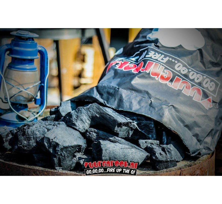 Vuur&Rook White Quebracho / Wood Fire Starters Deal 10 kg