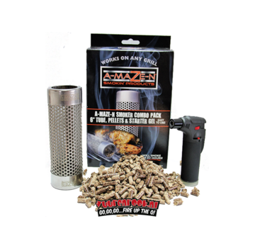 A-MAZE-N A-MAZE-N Smoker Tube Combo Pack 3-delig