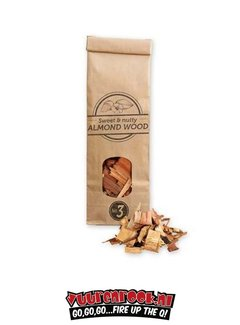 Smokey Olive Wood Smokey Olive Wood Almond Smoke-Chips