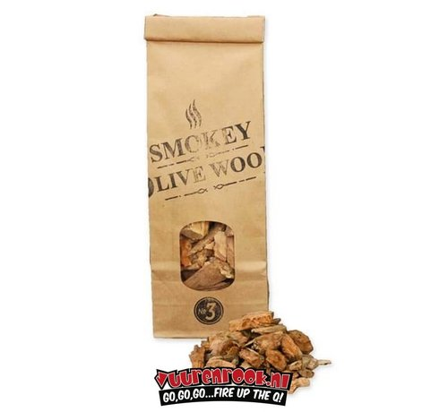 Smokey Olive Wood Smokey Olive Wood Olive Smoke chips