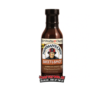 Newmans Own Newman's Own Sweet & Spicy BBQ Sauce 15oz