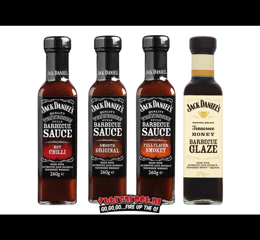 Jack Daniels BBQ Sauce & Glaze Deal
