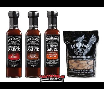 Jack Daniel's Jack Daniels BBQ Sauce & Smoke Chips Deal