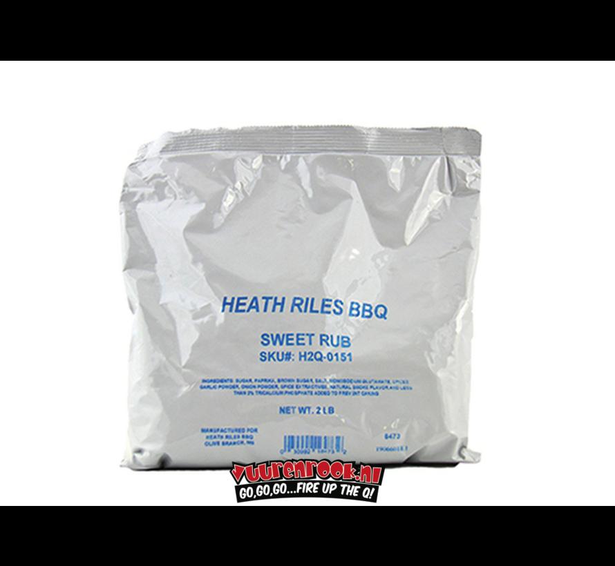 Heath Riles BBQ Sweet BBQ Rub 2lb