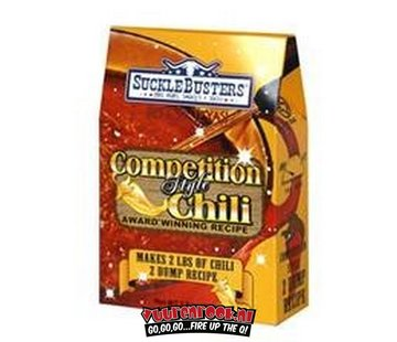 SuckleBusters Sucklebusters Competition Style 2 Dump Chili Kit