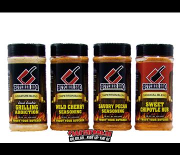 Butcher BBQ Butcher BBQ Grill Master Rub Kit #2