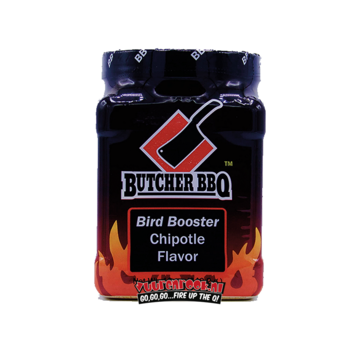Butcher BBQ Butcher BBQ Bird Booster Chipotle Flavor 12oz