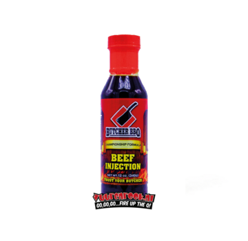 Butcher BBQ Butcher BBQ Liquid Beef Injection 12oz