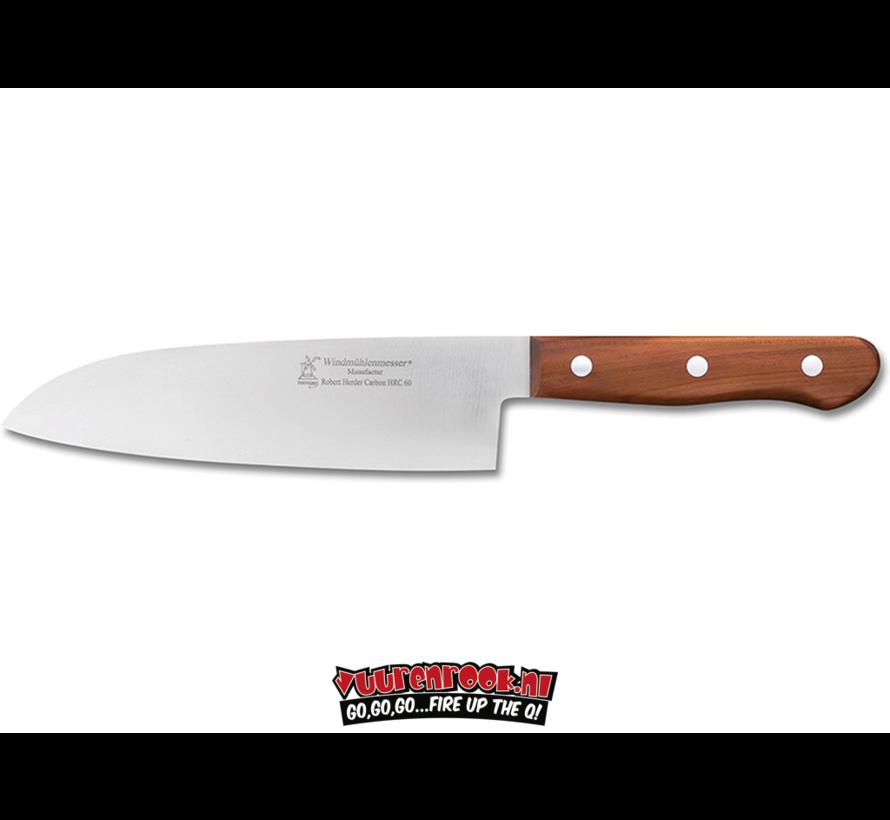 Robert Herder Lignum 3 Chef's knife Plum wood 17cm