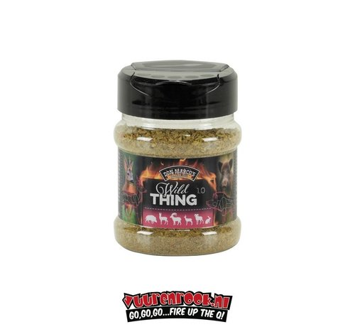 Don Marco's Don Marcos Wild Thing 1.0 180 gram