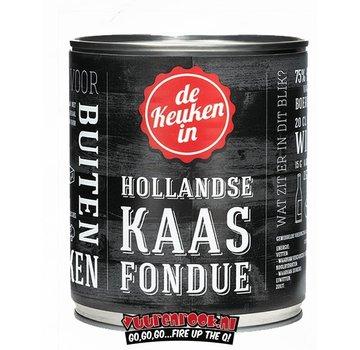 Kaasfondue Hollandse Kaasfondue 750 gram