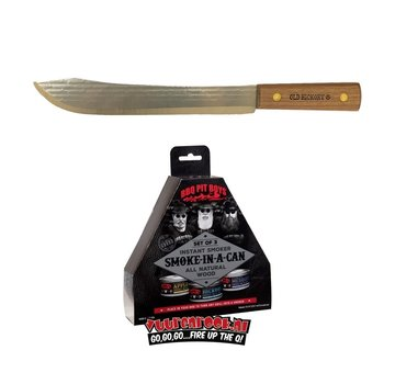 BBQ Pit Boys BBQ Pitboys Smoke & Knife Deal 1