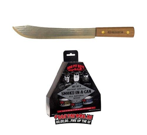 BBQ Pit Boys BBQ Pitboys Smoke & Knife Deal 1