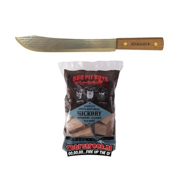 BBQ Pit Boys BBQ Pitboys Smoke & Knife Deal 2