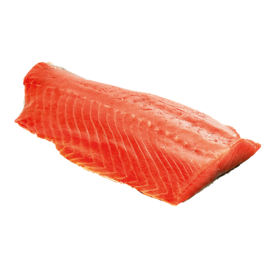 Hanging Cold Smoked Norwegian Salmon 1000 grams