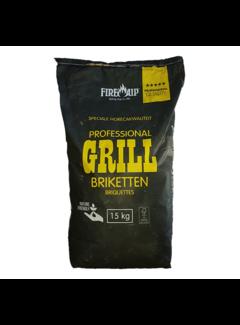 Peko PEKO / Fire Up South African Black Wattle Briketten Pillow Shape 15 kg