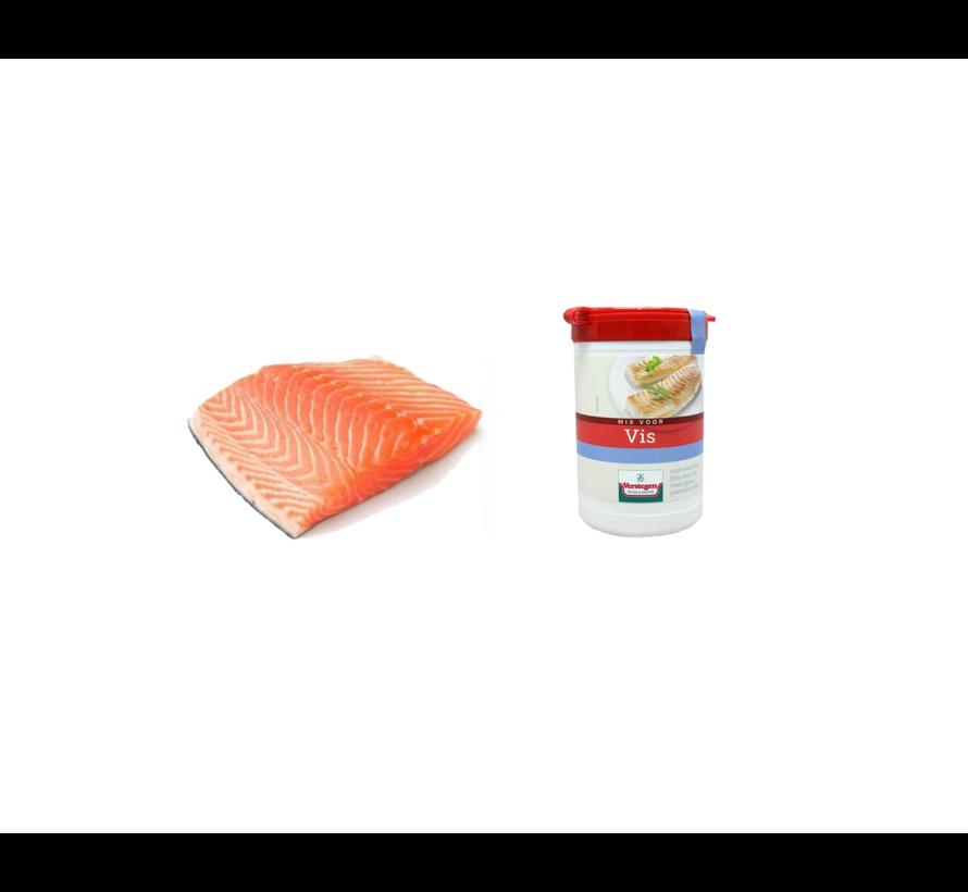 Noorse Zalmfilet 200 gram + Verstegen Mix Deal