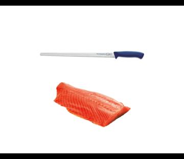 Vuur&Rook Hangend Koud Gerookte Noorse Zalm 1000 gram + F-Dick Pro Dynamic Zalm Mes 32 cm Deal