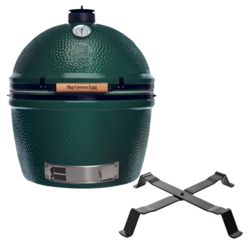 Big Green Egg Big Green Egg XXLarge + Table Nest