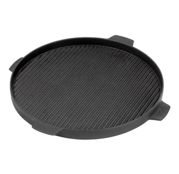 Big Green Egg Day Deal: Big Green Egg Pre-Seasoned Cast Iron Plancha Griddle Large / XLarge / XXLarge