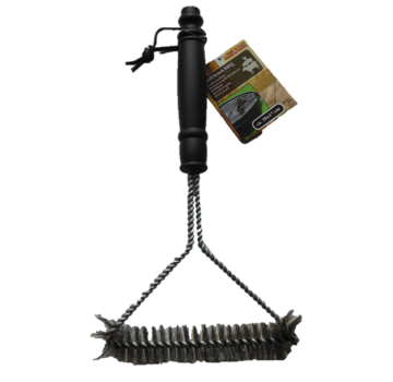 Vuur&Rook Vuur&Rook BBQ Brush 30x17cm