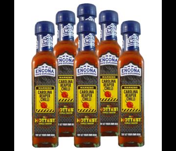 Encona Encona Carolina Reaper Chili Sauce 6x142 ml
