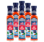 Encona West Indian Original Hot Pepper Sauce 6x142 ml