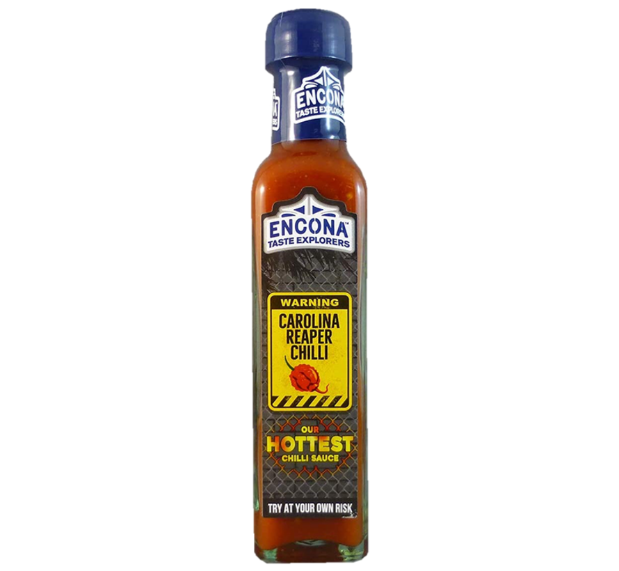 Encona Carolina Reaper Chili Sauce 142 ml
