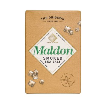 Maldon Maldon Meersalzflocken geräuchert 125 Gramm