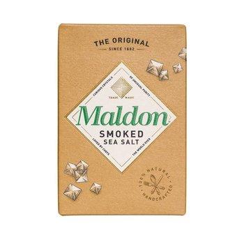 Maldon Maldon Sea Salt Flakes Smoked 125 gram