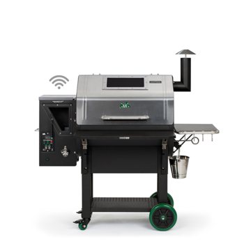 Green Mountain Grills Green Mountain GMG Daniel Boone Prime+ WIFI Stainless Steel