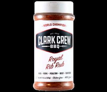 Kettlewood Clark Crew Royal Rib Rub 11.6 oz