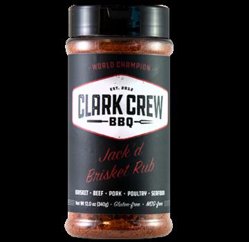 Kettlewood Clark Crew Jack'd Brisket Rub 12 oz