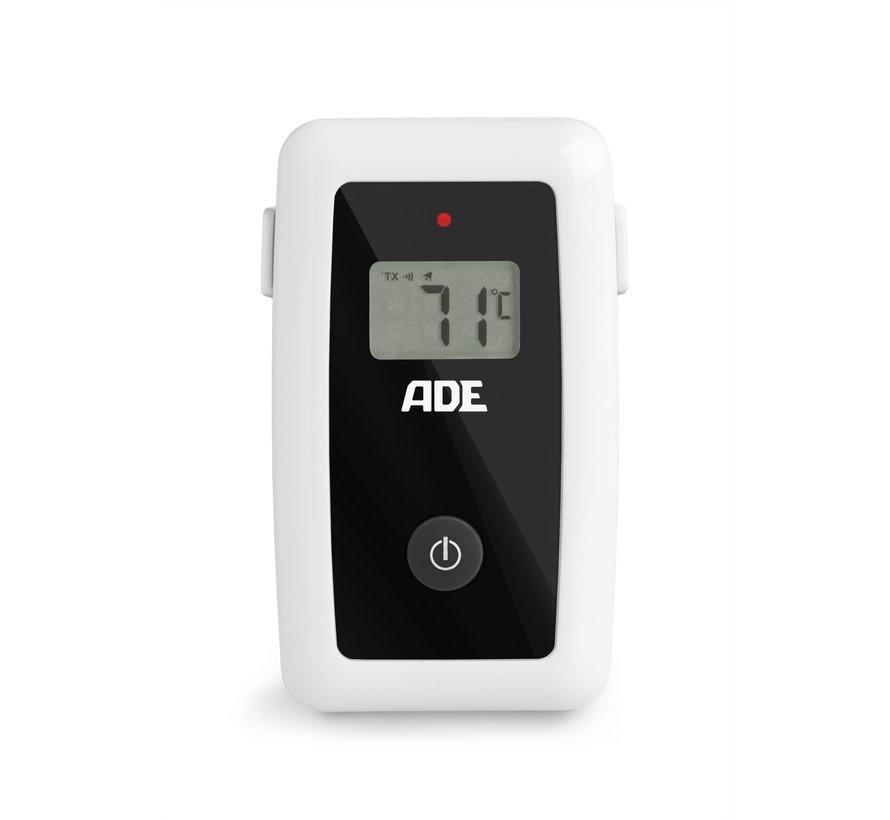 ADE Digitale Kernthermometer met Draadloze Ontvanger