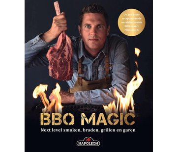 PitmasterX Pitmaster X BBQ Magic