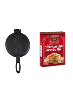 The Windmill Cast Iron The Windmill Waffle Deal 1