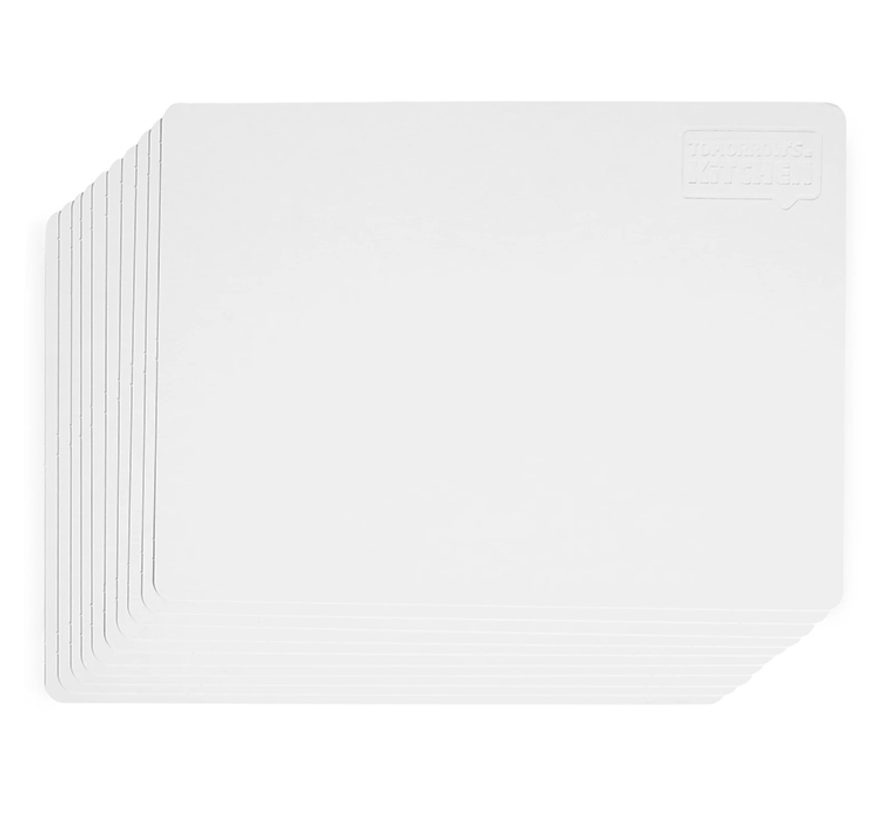 Vuur&Rook Disposable Competition Cutting Boards 3x10 stuks