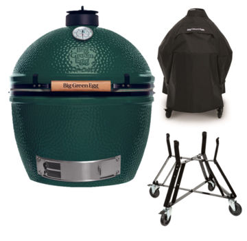 Big Green Egg Big Green Egg XLarge + Nest + Cover