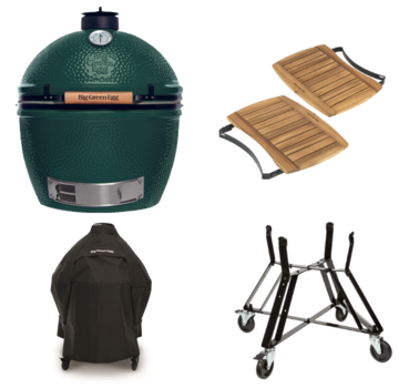 Big Green Egg Big Green Egg XLarge + Nest + Mates + Cover