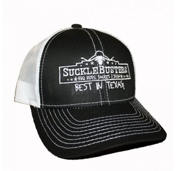 SuckleBusters Sucklebusters BBQ Cap Black